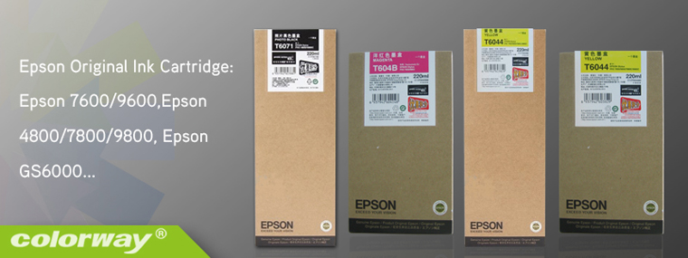 Genuine Ink Cartridge for EPSON Printer